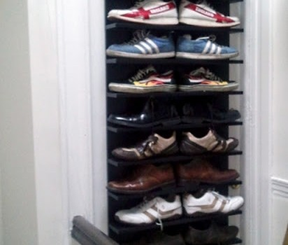 Unique Shoe Storage Display Solution Ikea Hackers Ikea