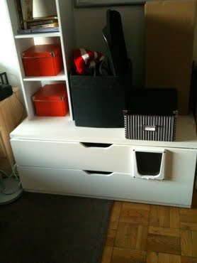 bedroom litter box ikea hackers ikea hackers. Black Bedroom Furniture Sets. Home Design Ideas