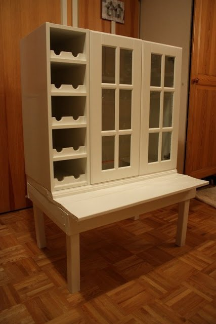 Whisky Cabinet Ikea Hackers