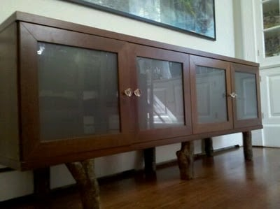 Glass Sideboard Dining Room
