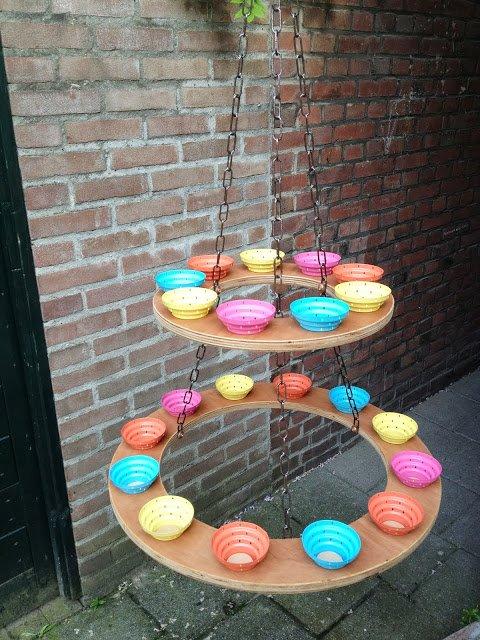 Tea light chandelier ikea hackers tea light chandelier aloadofball Gallery