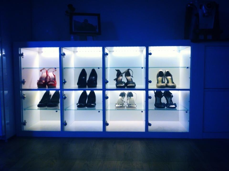 Every Women 180 S Dream Shoe Cupboard Ikea Hackers