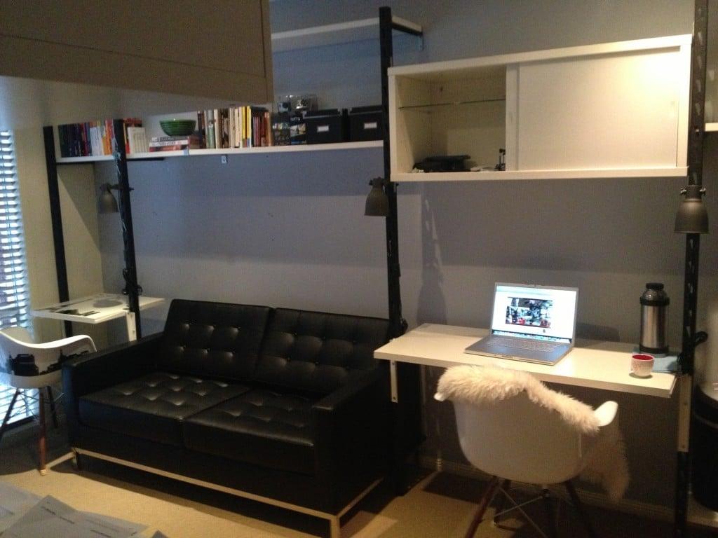 george 39 ikea 39 nelson shelving ikea hackers. Black Bedroom Furniture Sets. Home Design Ideas