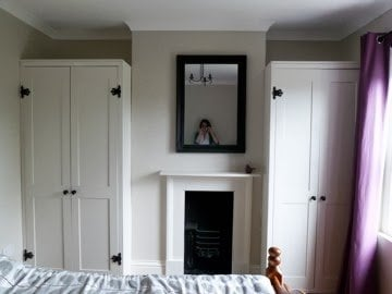 Built In Pax Wardrobes For Alcoves IKEA Hackers