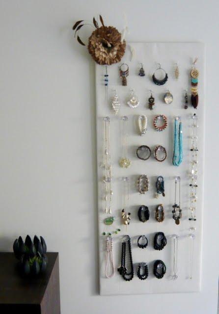 SATTA Jewellery Organiser - IKEA Hackers