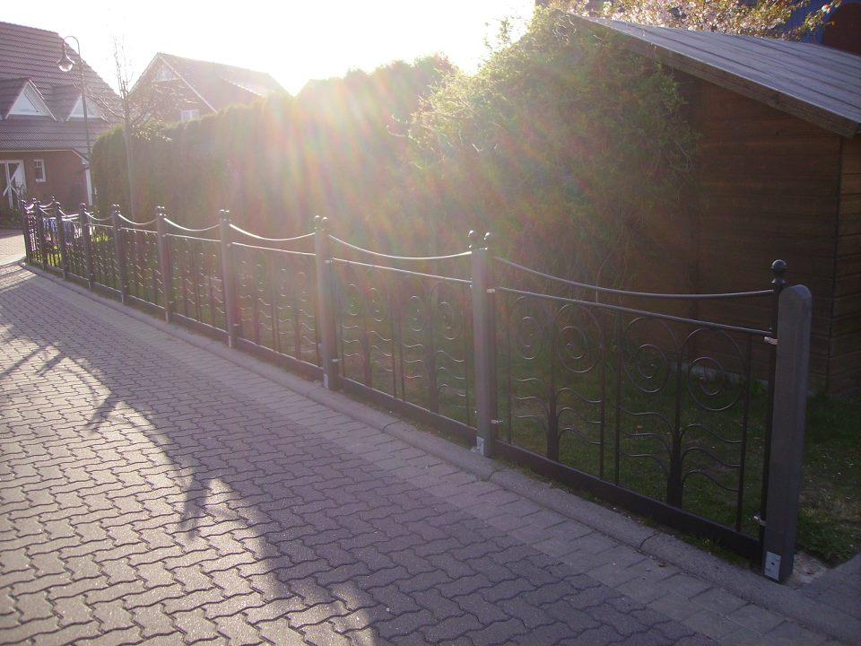 Noresund fence