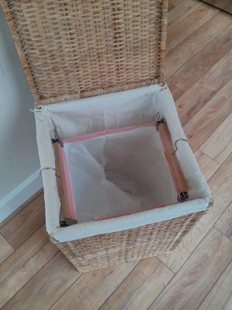 Branas Kitchen Trash Can Ikea Hackers
