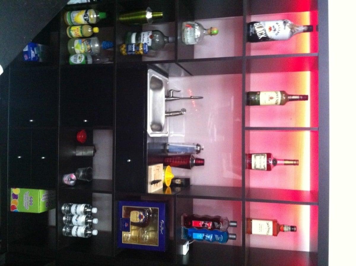 expedit bar sink ikea hackers. Black Bedroom Furniture Sets. Home Design Ideas