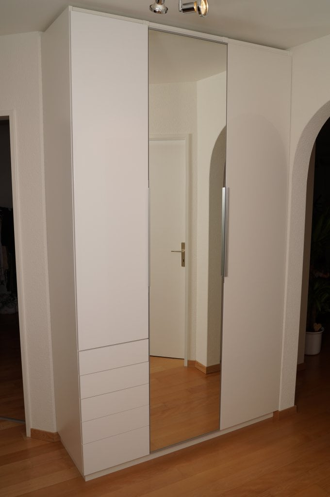 Custom size wardrobe ikea hackers ikea hackers - Customiser armoire ikea ...
