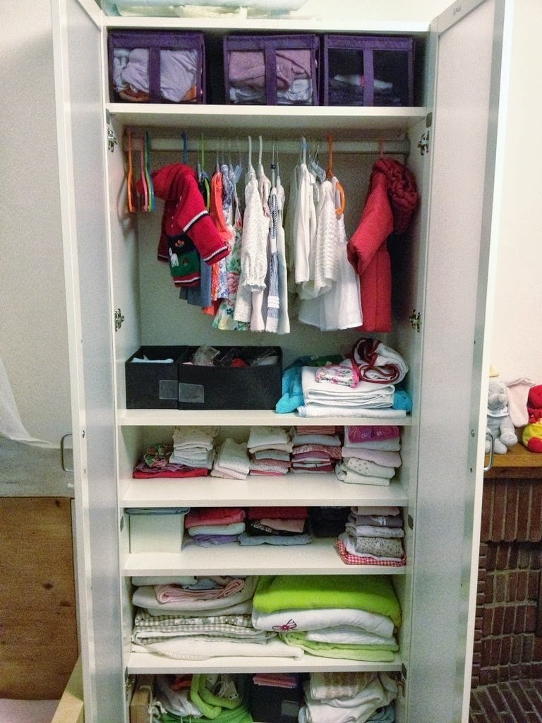 Ikea Hack Bookcase: From BILLY To BABY