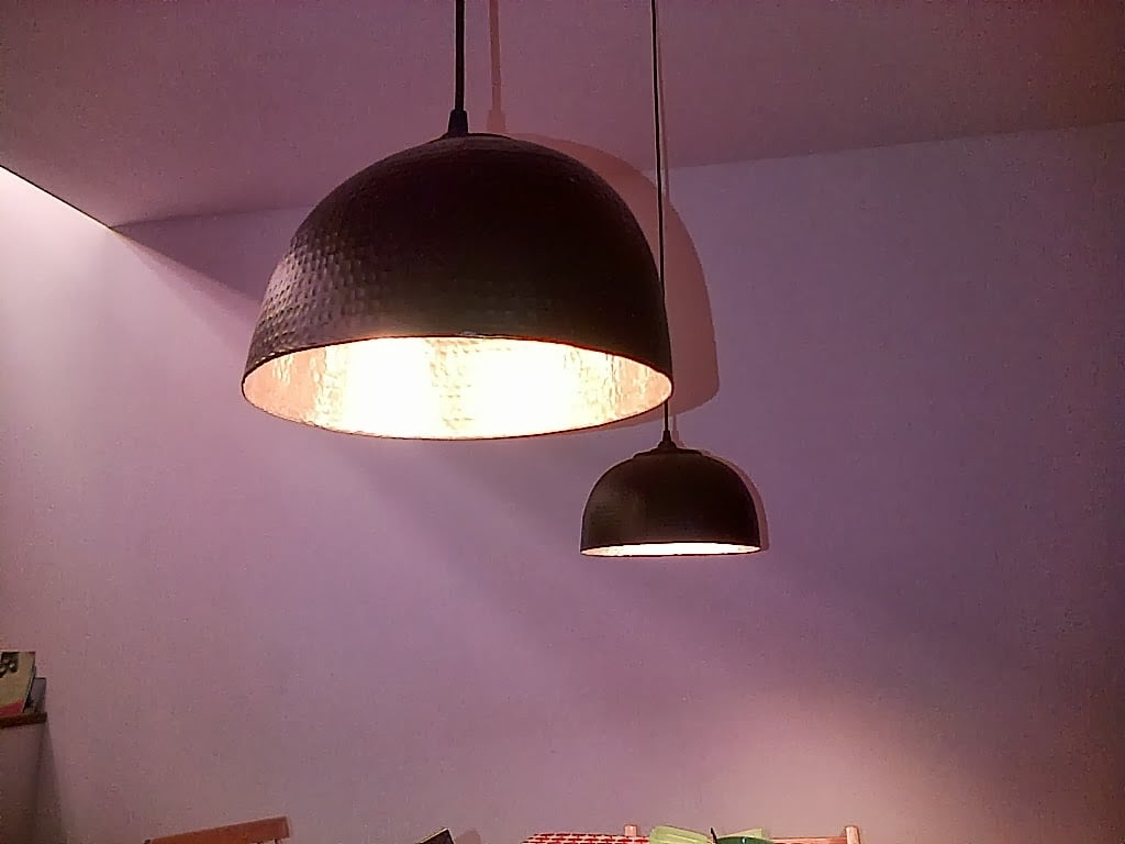 A fruitful bit of hacking for a lamp ikea hackers ikea hackers - Luminaire suspension ikea ...