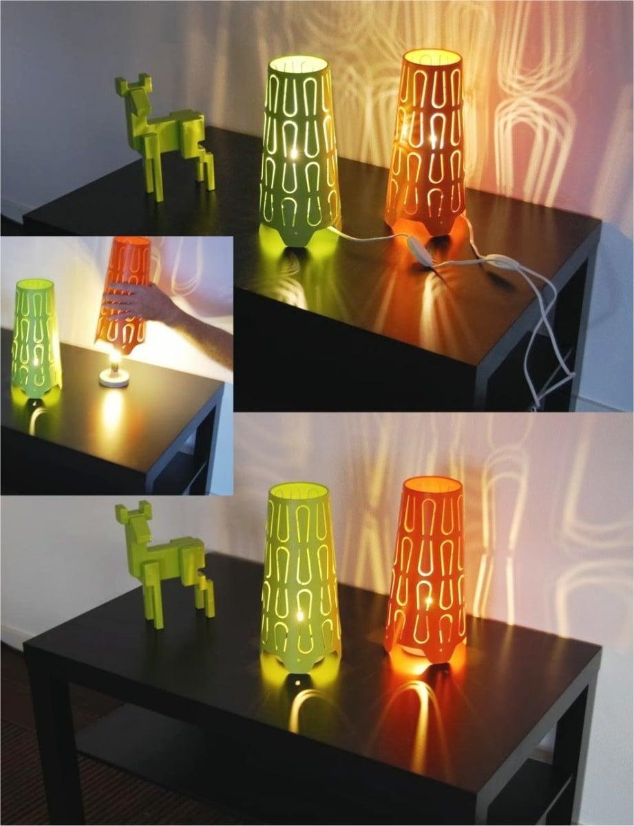 Ikea Kajuta Remove The Lamp Cables Ikea Hackers Ikea
