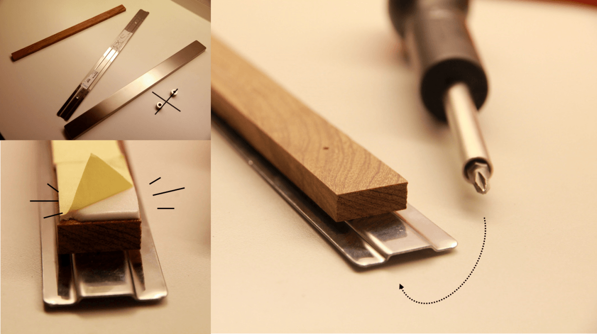 Grundtal Magnetic Knife Rack Without S