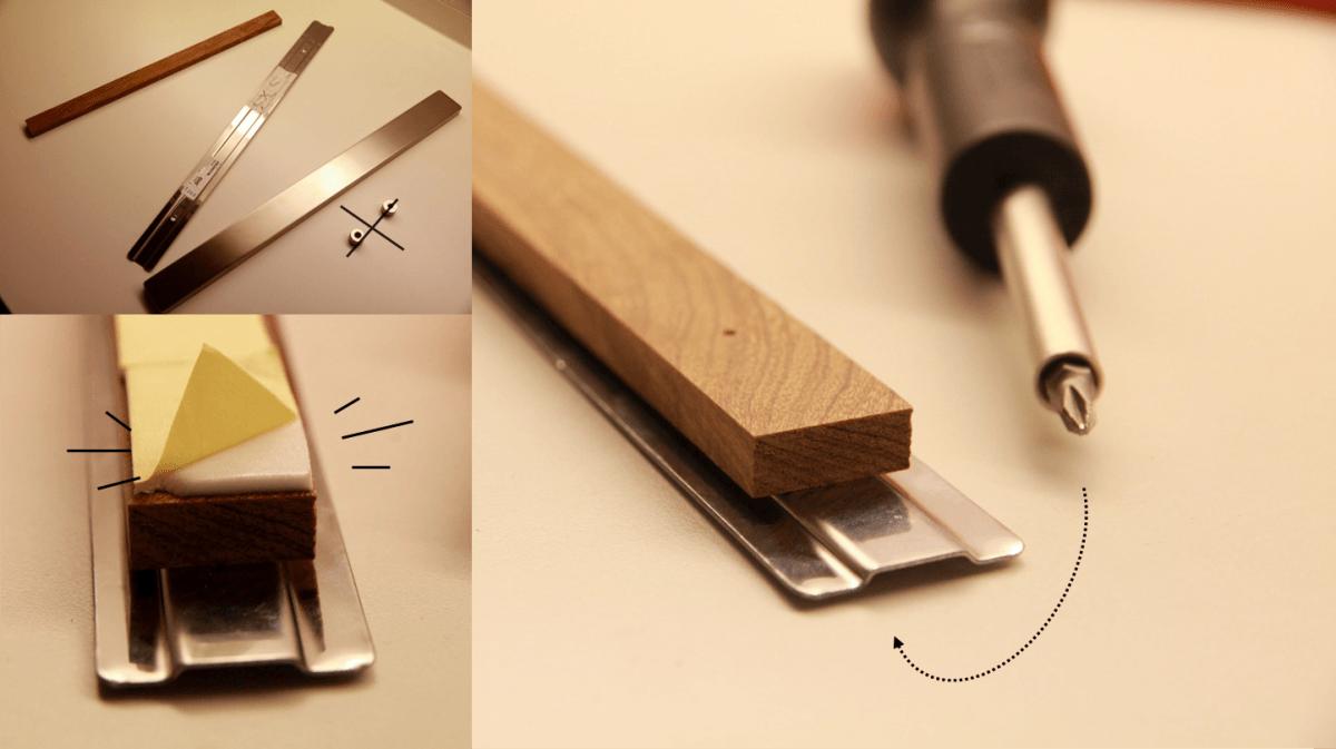 ikea grundtal knife rack instructions