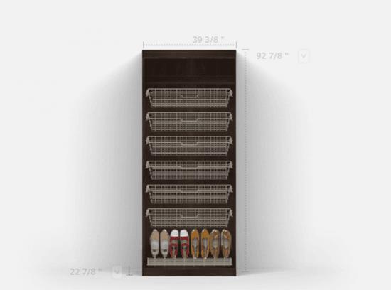 001 Ikea Pax Wardrobe Designer