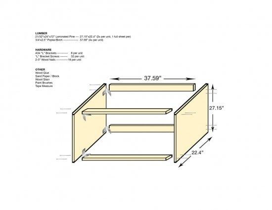 002 Dresser Plans