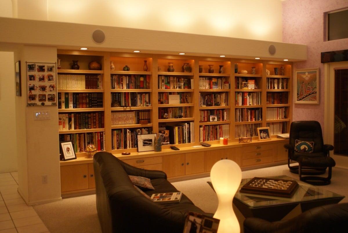 Tremendous Ikea Built In Bookcase Wall Billy Effektiv Lack Ikea Beutiful Home Inspiration Aditmahrainfo