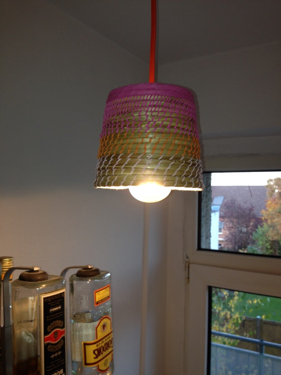 Jordn 214 T Drop Light With Textile Cable Ikea Hackers