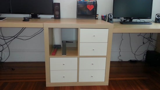 Right Shelves