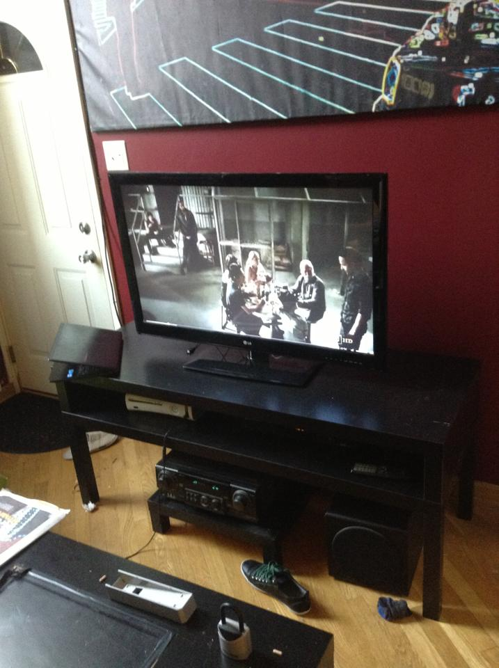 Lack Leg Switch, Taller Lack Tv Stand - IKEA Hackers ...