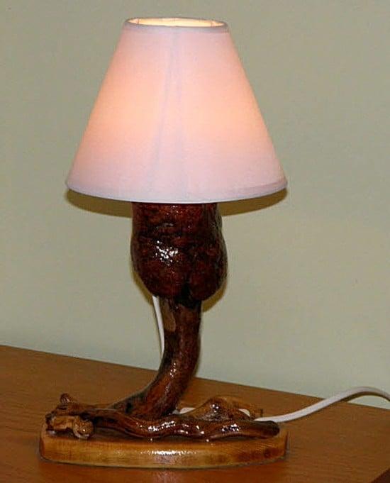 mushroom lamp 2