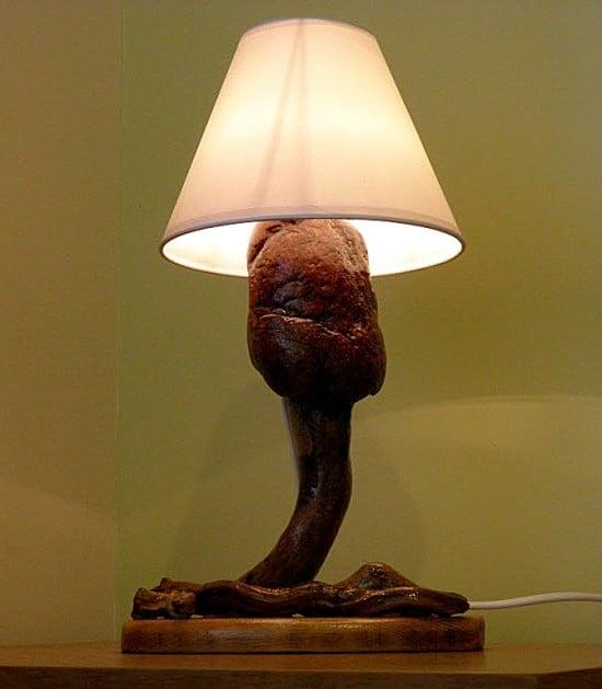 mushroom lamp 3