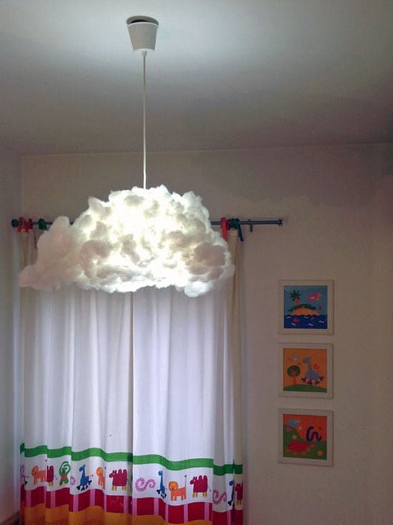 IKEA Cloud pendant light