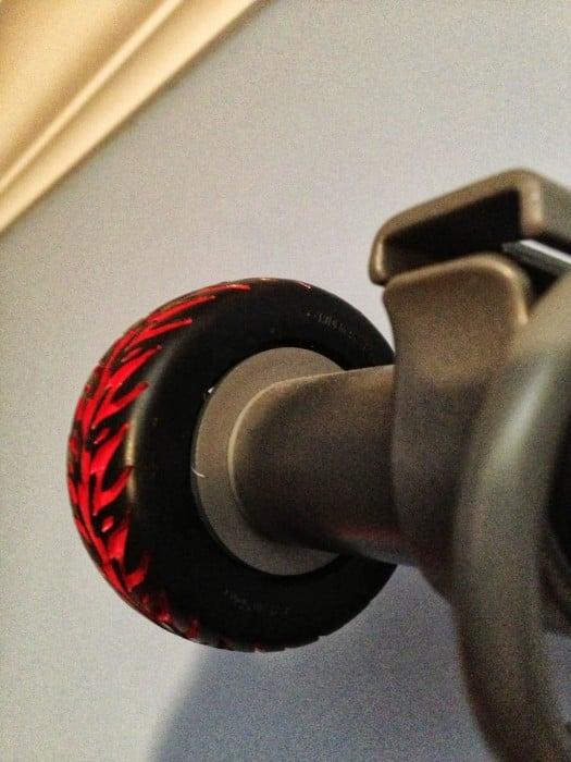 Close up of  wheel cap-797526