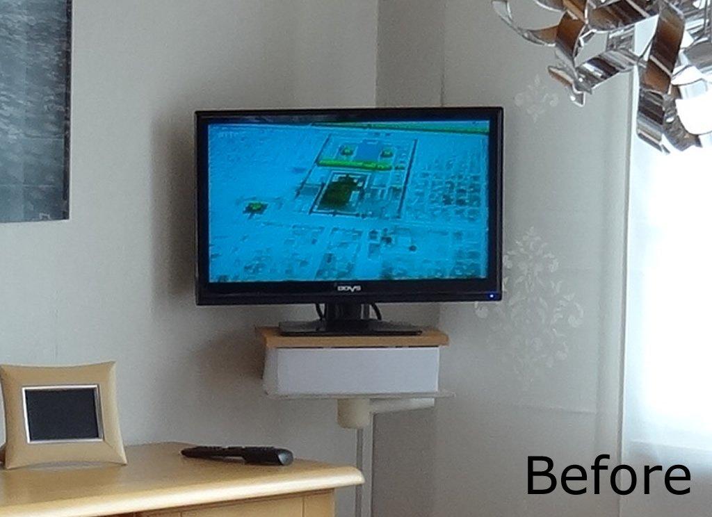 Ikea Uppleva Televisie : Uppleva television & receiver improvement ikea hackers