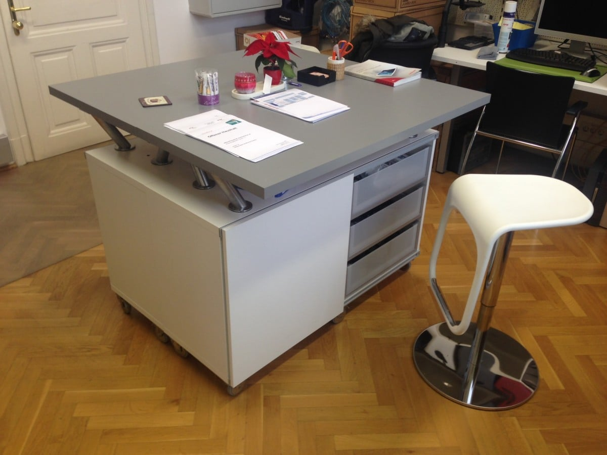 Table Basse Convertible Ikea