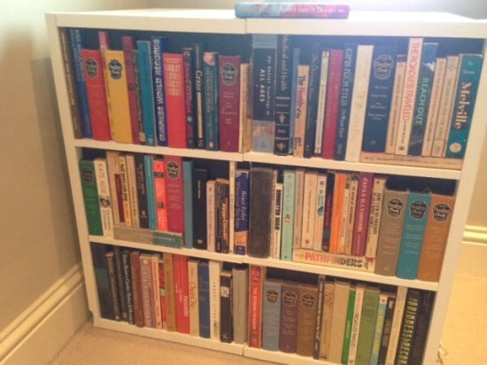 So I Came Up With This Fake Book Case Cabinet If You Can Get Hold Of Enough Books Its Pretty Straightforward Going To Be A Christmas Present For