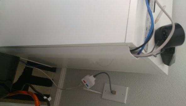 Ikea cord tidy