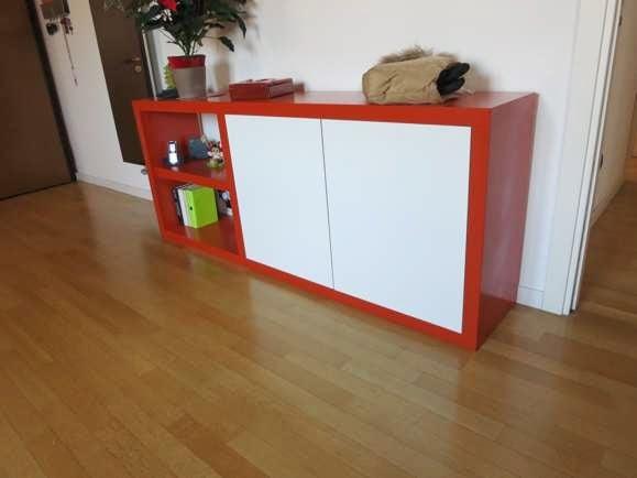 malmerized console ikea hackers ikea hackers. Black Bedroom Furniture Sets. Home Design Ideas