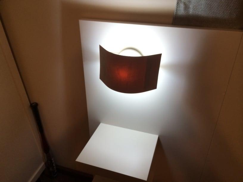 headboard with integrated lighting ikea hackers ikea hackers. Black Bedroom Furniture Sets. Home Design Ideas