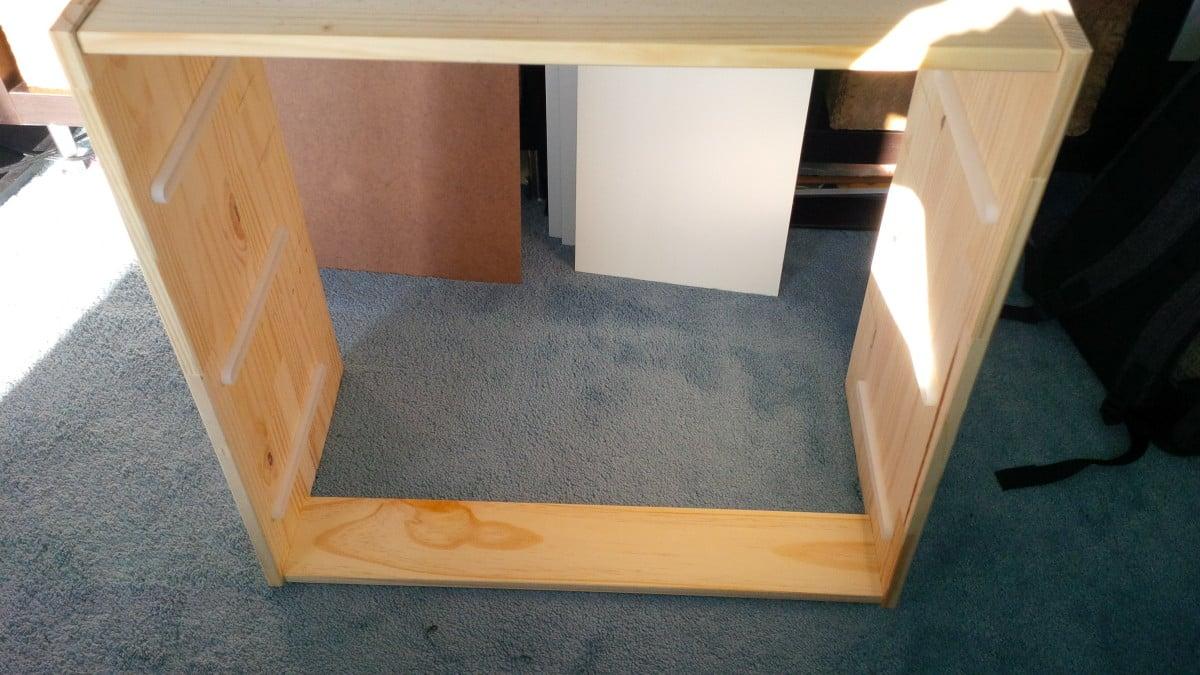 IMG_00001179 - Rast Hack, Wall-Mounted Mini Mandal Dresser - IKEA Hackers - IKEA