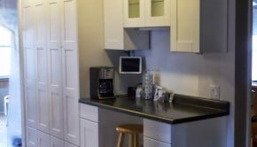 how to extend tall akurum cabinet base unit for floor to ceiling kitchen cabinet - Ikea Akurum Kitchen Cabinets