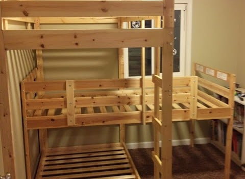 Triple Bunk Hack Mydal Bunkbeds Ikea Hackers Ikea Iphone Wallpapers Free Beautiful  HD Wallpapers, Images Over 1000+ [getprihce.gq]