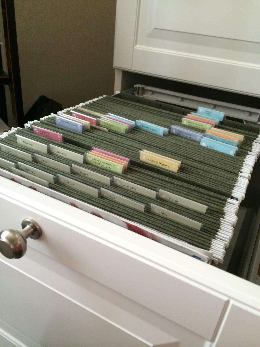 hack the akurum into a filing cabinet ikea hackers ikea hackers. Black Bedroom Furniture Sets. Home Design Ideas