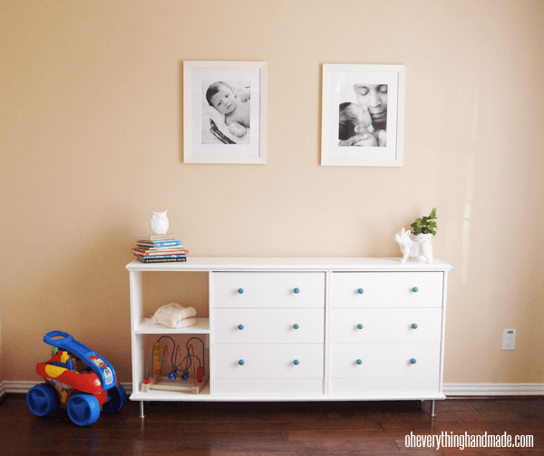 Ikea Rast Dresser For The Nursery