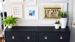 console ikea rast makeover - Console Table Ikea