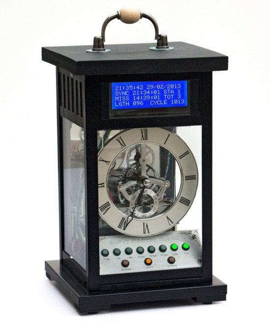 LCD_Master_Clock