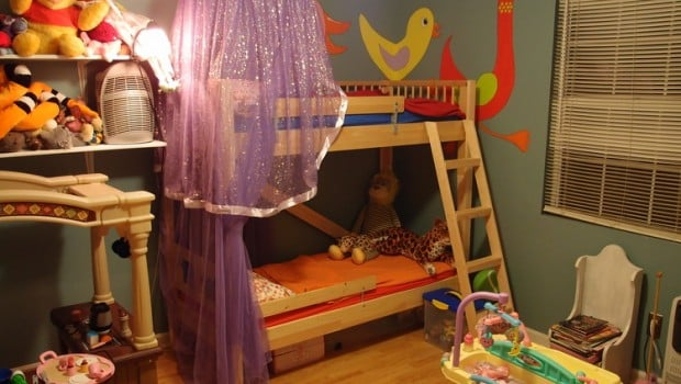 Ikea Bunk Bed Hack, GULLIVER and KRITTER