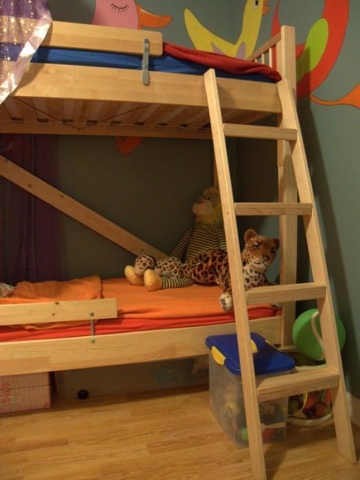 toddler bunk bed ikea