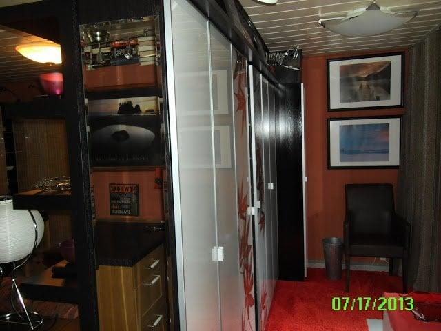 Billy Bookcase Room Divider