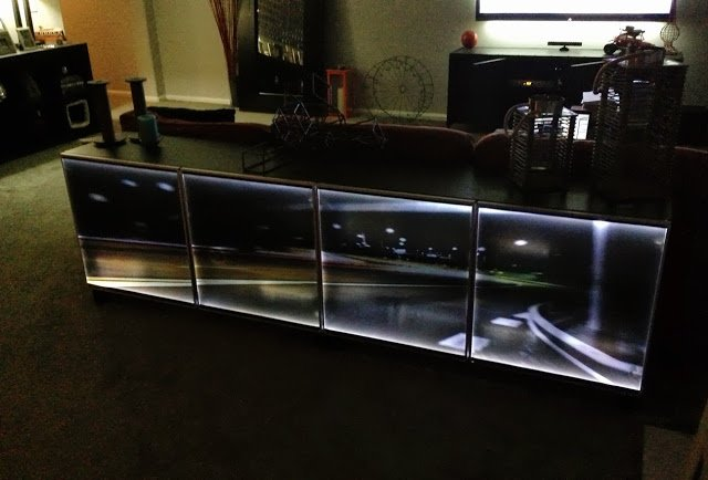 besta light box ikea hackers ikea hackers. Black Bedroom Furniture Sets. Home Design Ideas