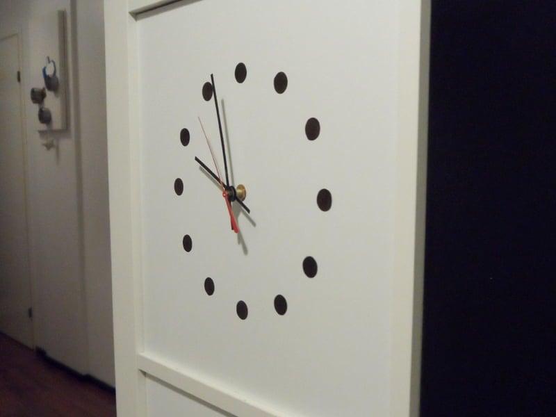 Expedit embedded clock