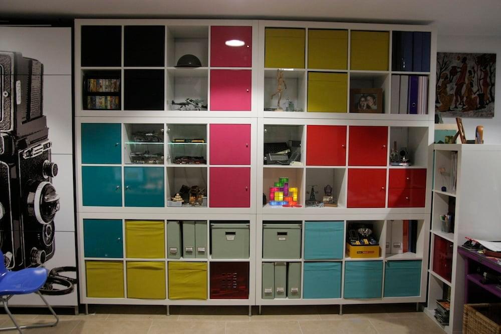 Tetris Office Ikea Hackers