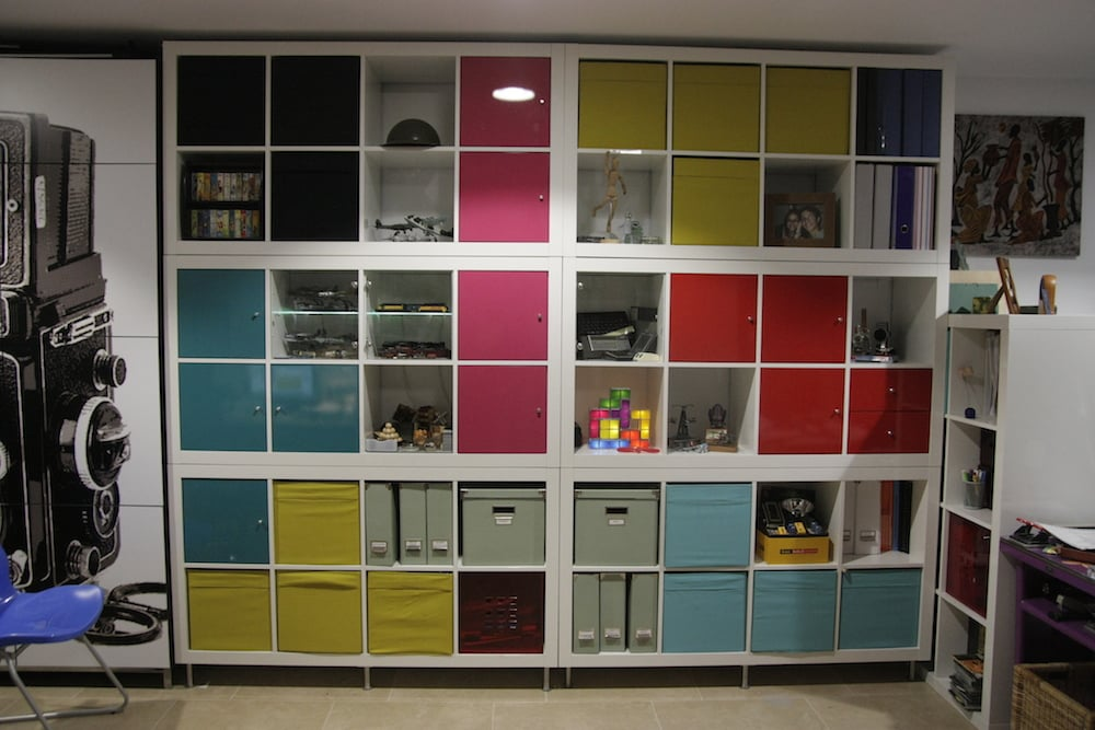Tetris At Office Ikea Hackers