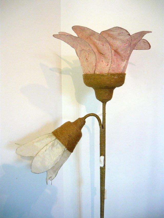 The Flower Lamp Transformation Ikea Hackers Ikea Hackers