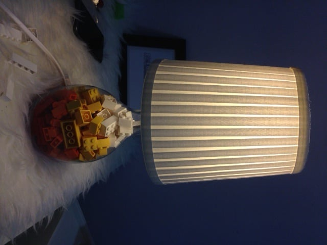Lego Lamp Love